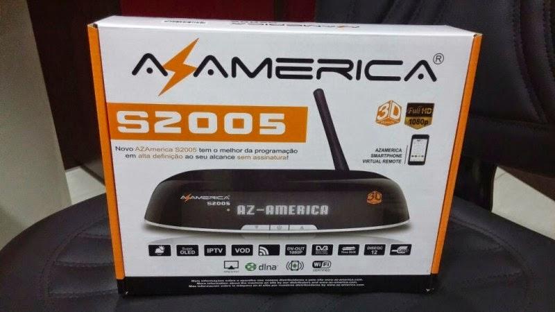 Az américa S2005 R$539,00