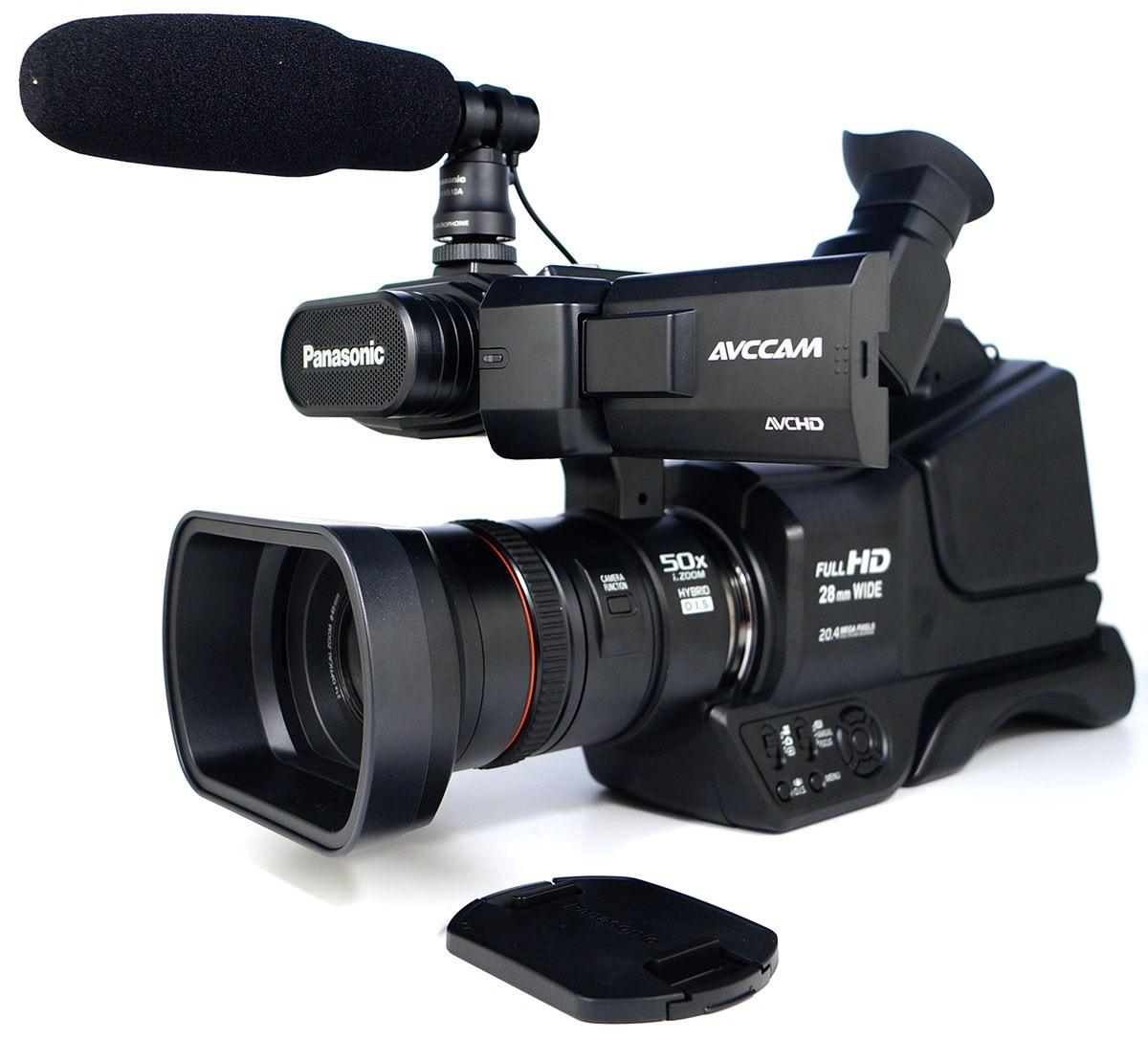 Filmadoras para gravar todos os momentos especiais