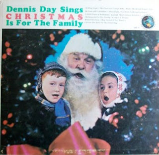 Dennis Day - Sings Christmas is for the Family (1958)