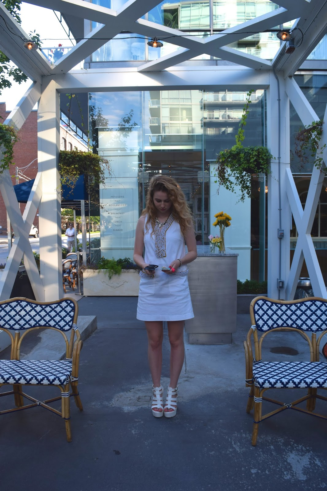 Paris Fashion, Manoush, Manoush Dress, Fashion & Beauty Inc, FABINCBLOG, Annie Robinson, Annie Robinson Street Style, Annie Robinson Blog, Toronto Blogger, Toronto Street Style, Russian Blogger, Russian Street Style, Russian Fashion, Collette Toronto, Thompson Toronto