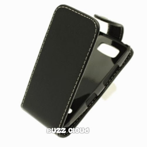 NEW BLACK FLIP COVER PU LEATHER CASE POUCH FOR NOKIA MOBILE PHONE