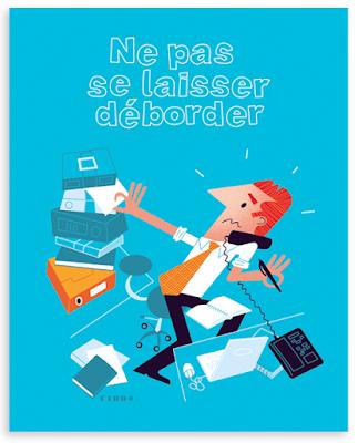 Clod illustration charte du temps Ministère des Finances