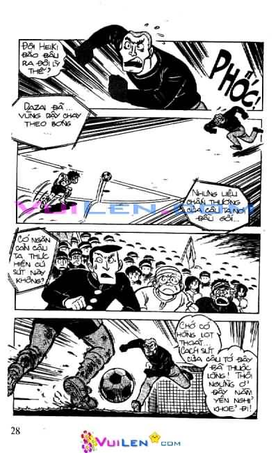 Jindodinho - Đường Dẫn Đến Khung Thành III  Tập 10 page 28 Congtruyen24h