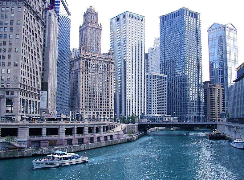Downtown chicago illinois wallpaper suraflin blog for Best hotel chicago downtown