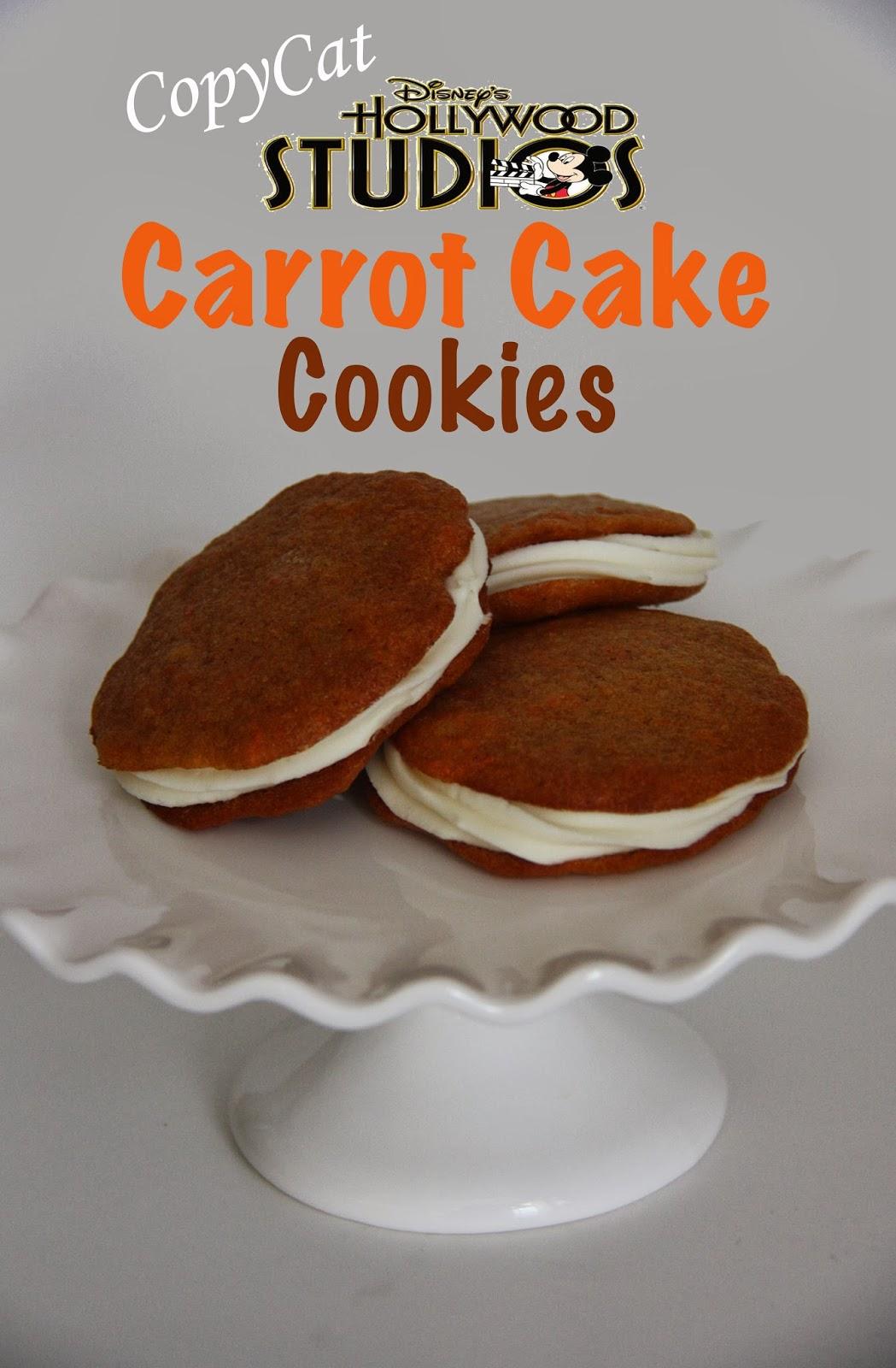 Cooking Light Carrot Cake Cookies
