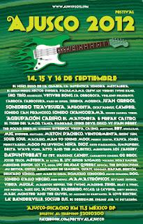 Festival Ajusco 2012