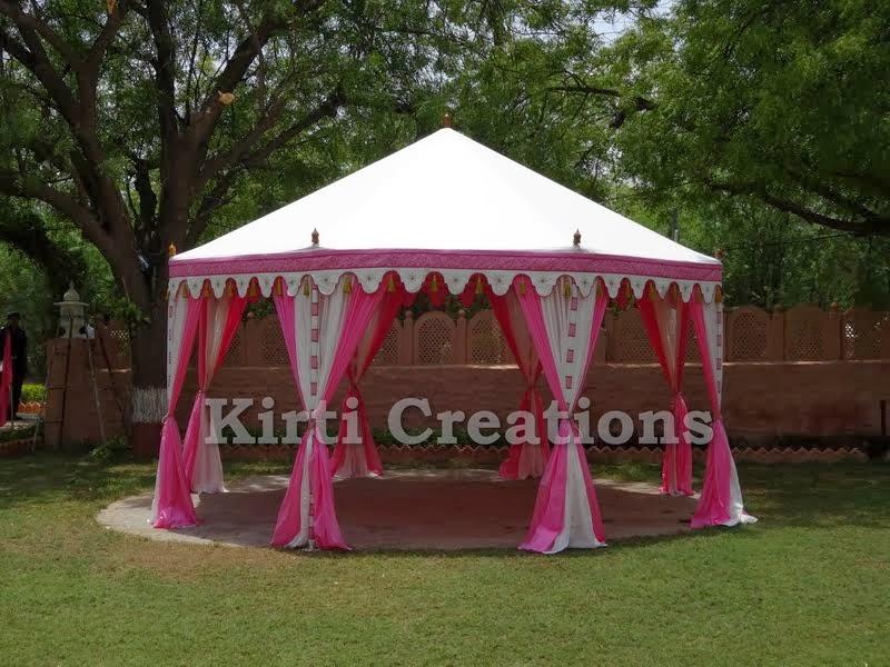 Raj Wedding Tent