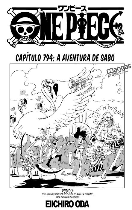 One Piece Mangá 794, Mangá One Piece 794, One Piece Capítulo 794, One piece 794, Todos os Mangás, ler, português, traduzido, legendados