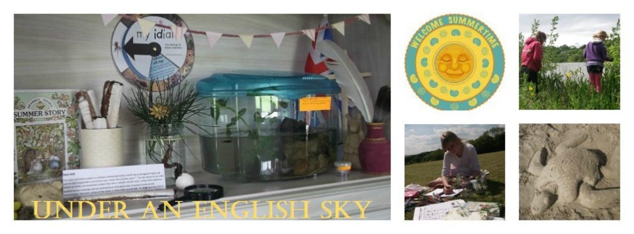 Under An English Sky