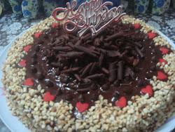 .::kek coklat moist kukus::.