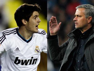 Mourinho 'sacó pecho' por el acierto de Morata