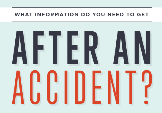 Image: What Information Do You Need To Get After An Accident