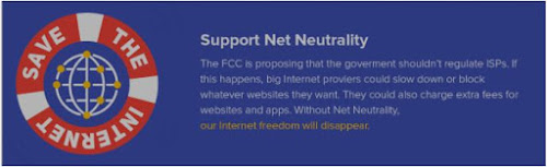 Support Net Neutrality