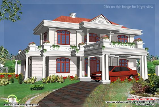 decorative house design