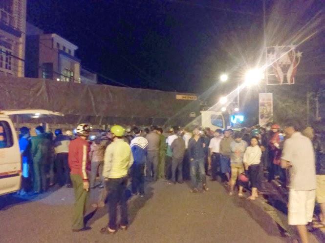 TP. Pleiku: Đụng xe trong đêm, Chủ tịch tỉnh có mặt chỉ đạo