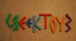 Greek Toys