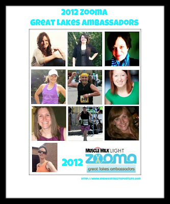 2012 Zooma Great Lakes Ambassadors