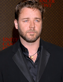 El actor australiano Russel Crowe en 77