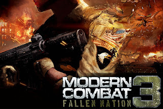 Modern Combat 3 apk Andriod Games Free Download Full Version