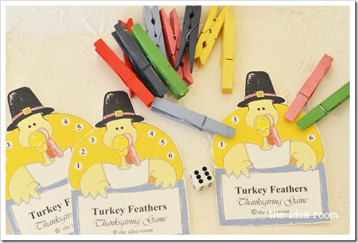 Last minute thanksgiving ideas for the kiddos