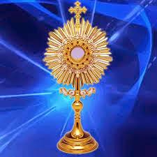 Eucharistic Adoration in Del Rio, Texs