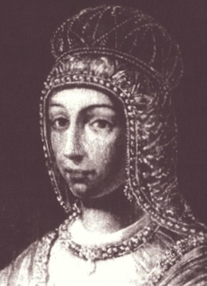 Genealogía de los Reyes Católicos Maria_de_castilla_y_aragon