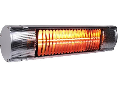 Outdoor Infrared Electric Patio Heater