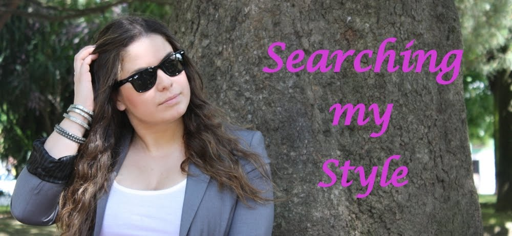 Searching my style