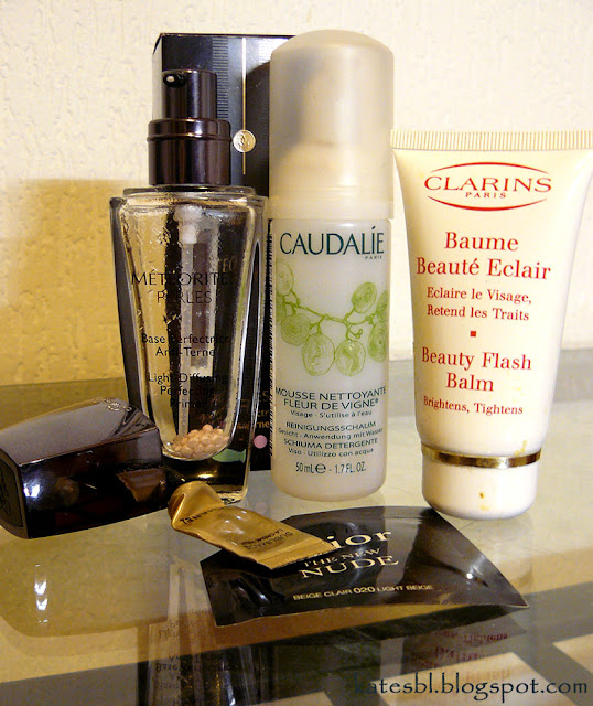Clarins Beauty Flash Balm отзыв