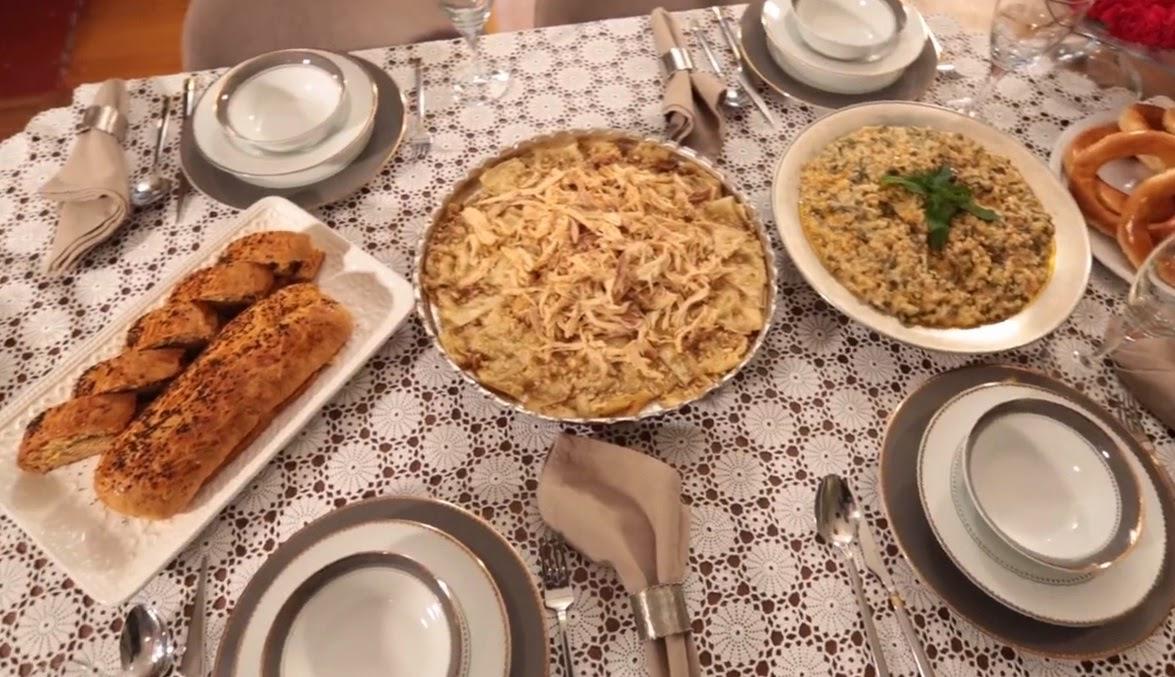 Nisan Yemekleri
