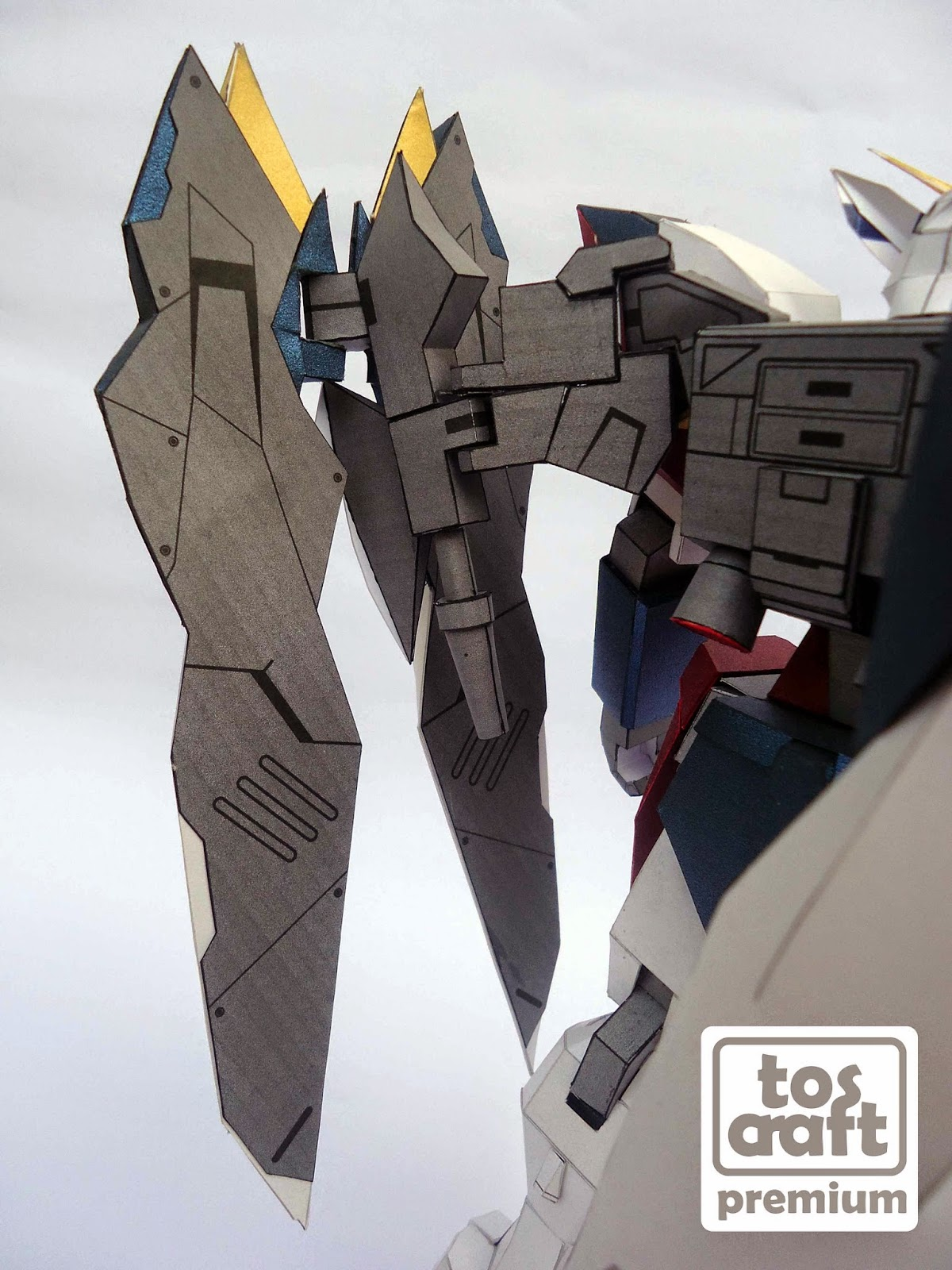 Here the trial(head & body) templates link> Gundam Wing Zero Trial by ...