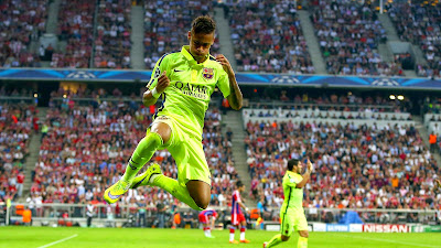 Bayern Munich - FC Barcelone (3-2)