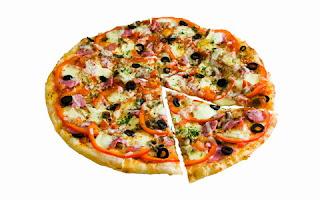 Cara Membuat Pizza Mini Sederhana