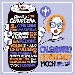 CALENDARIO CERVECERO 2019