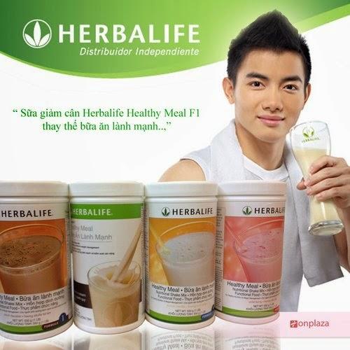 Hướng dẫn sử dụng Thực phẩm chức năng Herbalife tăng cân
