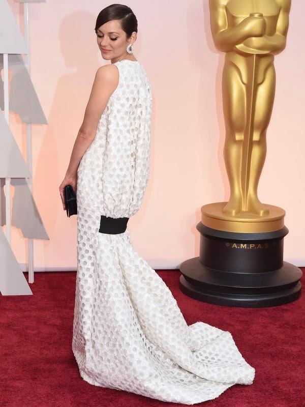 Marion Cotillard em  Dior Couture