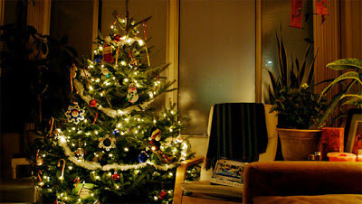 Hadiah Pohon Natal