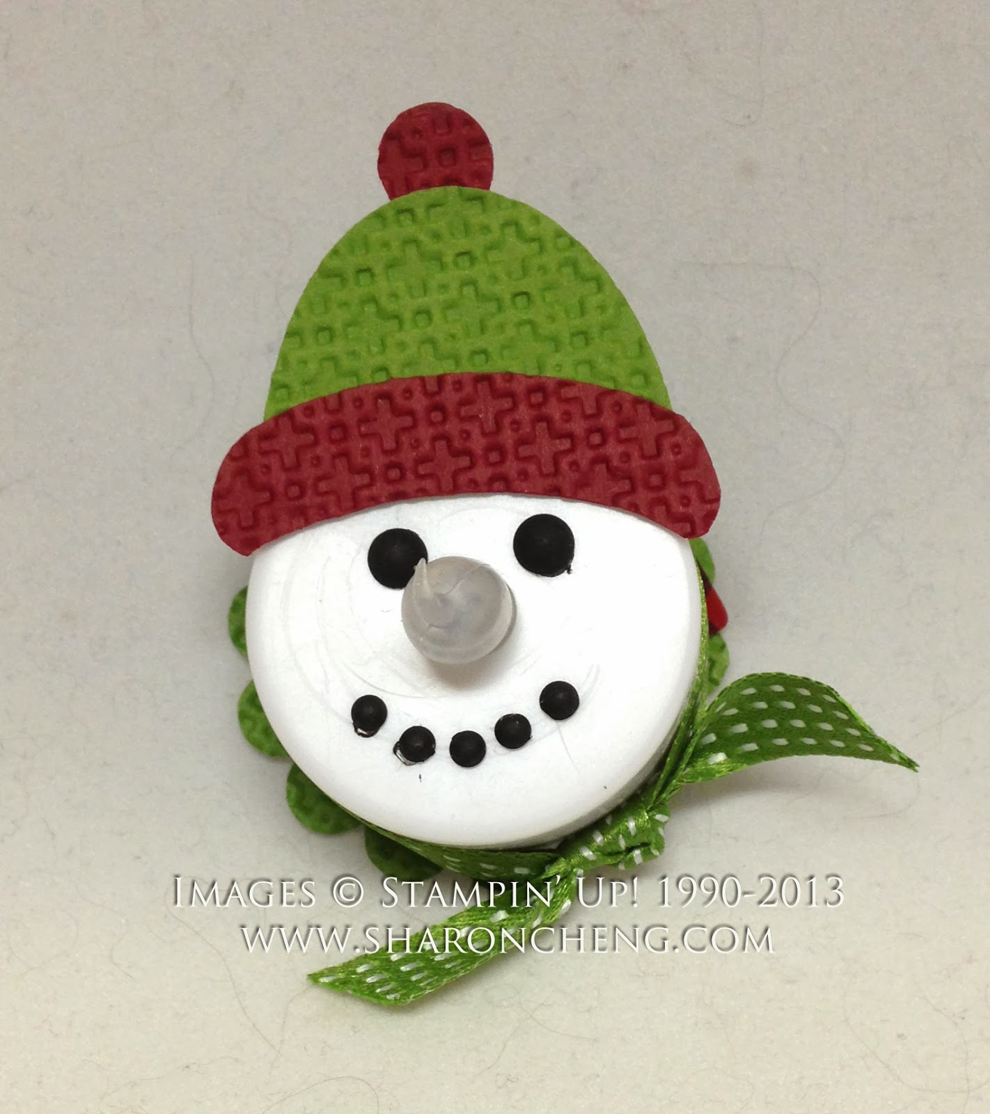 SHARING CREATIVITY and COMPANY: Stampin\' Up! 3D Christmas Party ...
