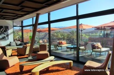 Cafeteria Sheraton Salobre, Gran Canaria