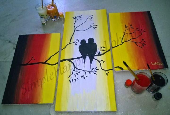 Love Birds YR