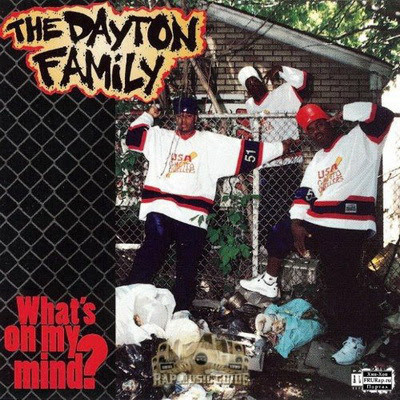 The Dayton Family - What's on My Mind (1995) Flac