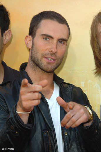 adam levine gay. hairstyles Adam Levine Gets