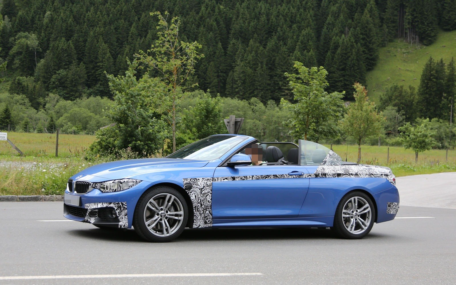 our just automotive car blog adding news 2014 bmw 4 series convertible. Cars Review. Best American Auto & Cars Review