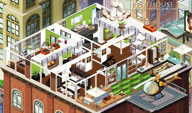 sims freeplay how to go to park