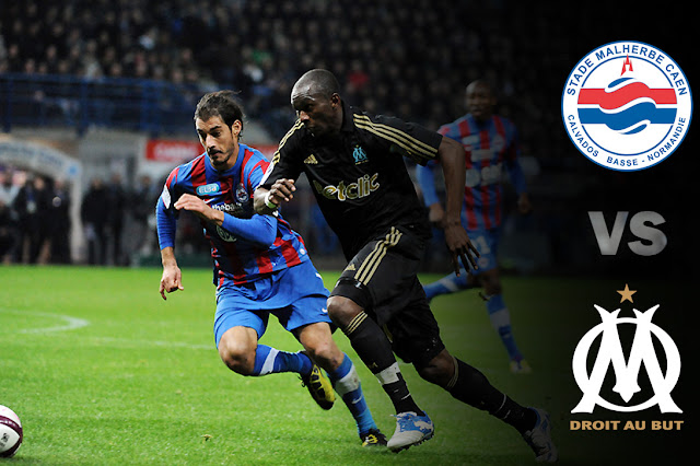 Caen vs marseille om en direct live 10 01 2012 coupe de france 2012 - Coupe de france retransmission tv ...