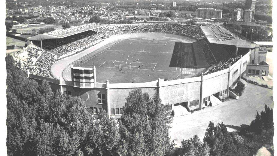 Massalia prouvenco stade velodrome une page se tourne for Porte 7 stade velodrome
