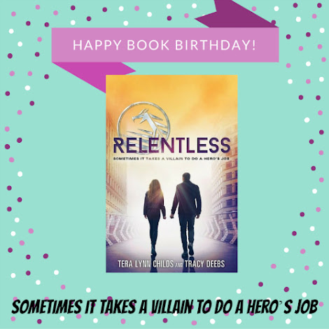 Read RELENTLESS today!