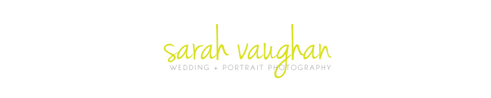 SARAH VAUGHAN PHOTOGRAPHY