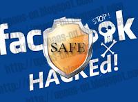cara mengamankan akun fb dari hacker, cara amankan akun, akun biar nggak dibajak