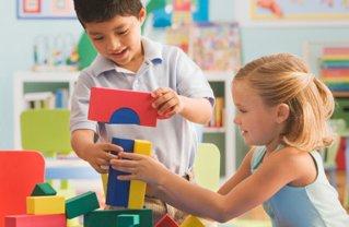 The power of building blocks for children